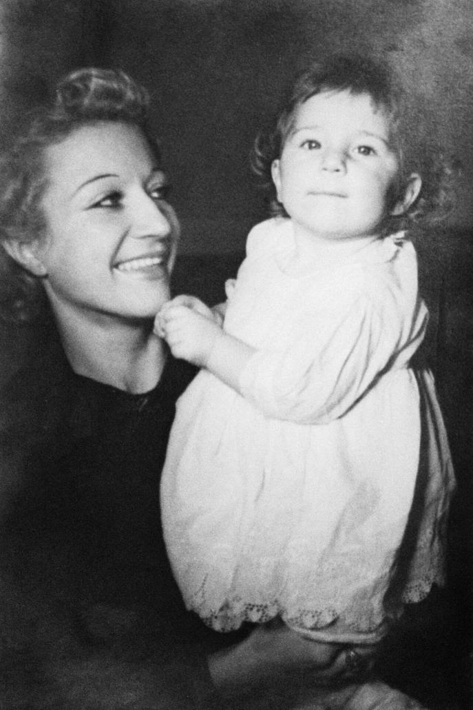 Jacqueline et Aube, 1937