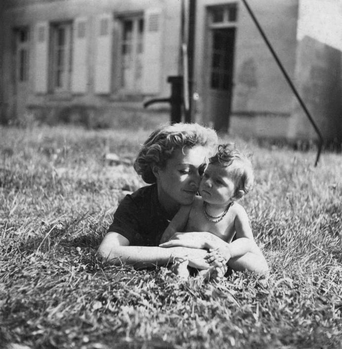 Jacqueline et Aube, 1936