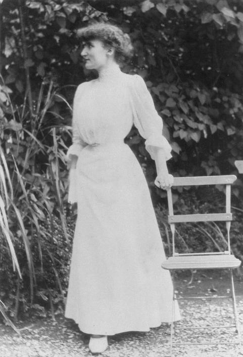 Jane Pinon vers 1910