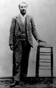 José Lamba vers 1910