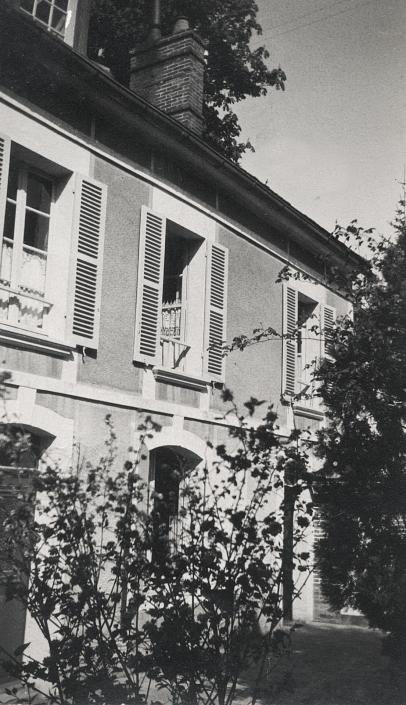 Maison de Joséphine Pinon près de Joigny