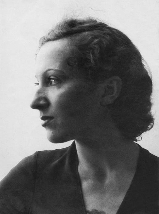Jacqueline en 1926