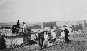 Construction Egypte 1910